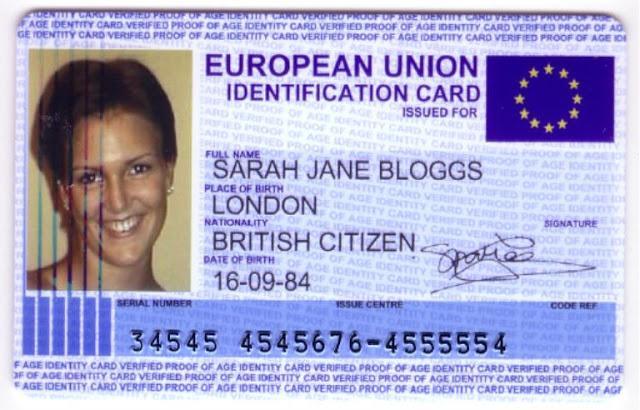 Νέες Ταυτότητες Με Εντολή ΕΕ Εντός 24 Μηνών Για 500 Εκατ. Ευρωπαίους
