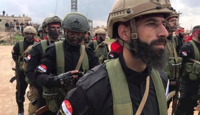 Ρώσοι Και Σύροι Στρατιωτικοί Εκπαιδεύουν Παλαιστινίους Μαχητές Στο Χαλέπι [Vid]