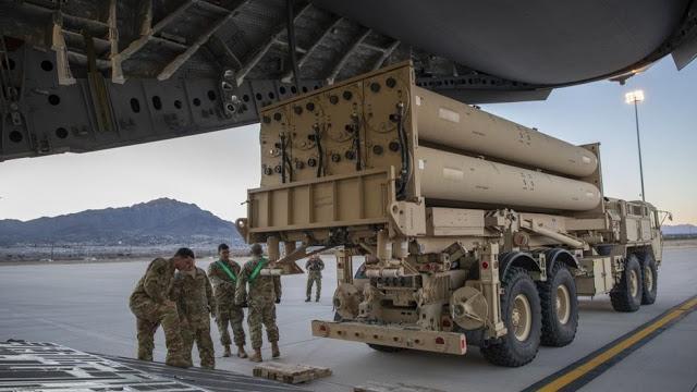 Οι ΗΠΑ Έστειλαν Για Πρώτη Φορά Στο Ισραήλ Τα Συστήματα Πυραυλικής Άμυνας THAAD (Photo/Vid)