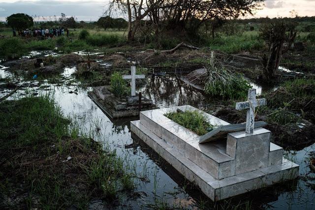 Μοζαμβίκη: Στους 446 Ο Μέχρι Στιγμής Επίσημος Απολογισμός Των Νεκρών Από Τον Κυκλώνα Ιντάι