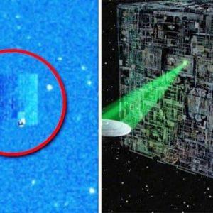 Μητρικό Σκάφος με Ιδιότυπους Μαιάνδρους Εμφανίζεται στον Ήλιο