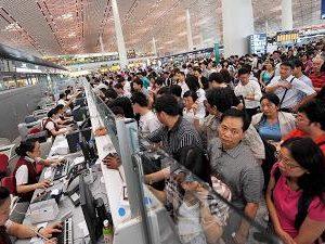 Εκατομμύρια πολίτες στην Κίνα δεν μπόρεσαν να ταξιδέψουν λόγω «κακής κοινωνικής βαθμολογίας»!