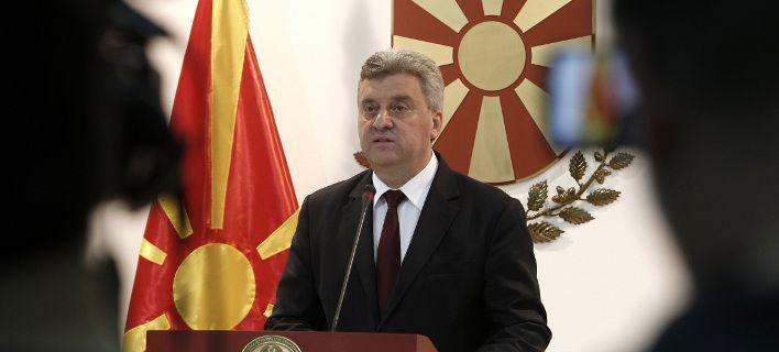 Ο Ιβανόφ δεν υπογράφει διατάγματα επειδή φέρουν το «Βόρεια Μακεδονία»