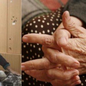 Απίστευτο:Συνέλαβαν 90χρονη που πουλούσε πλεκτά παπουτσάκια σε λαϊκή της Θεσσαλονίκης