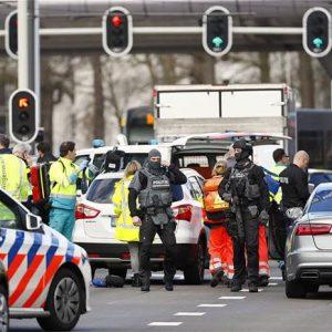 Επίθεση Ολλανδία: Τρεις Νεκροί Εννέα Τραυματίες- Ανταλλαγές Πυρών Σε Πολλά Σημεία