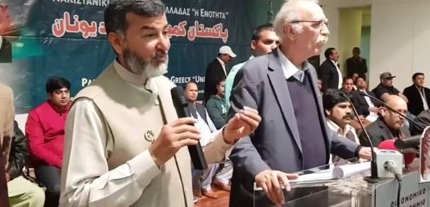 Υποσχέσεις Βίτσα στην Πακιστανική Κοινότητα για ιθαγένεια