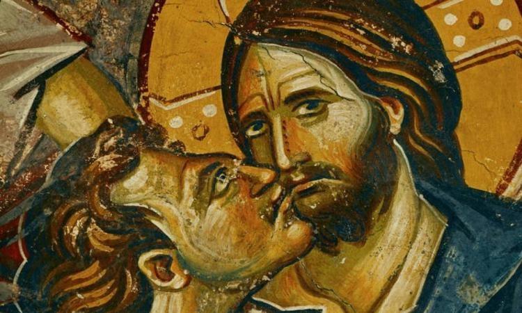 Ο Ιούδας φιλάει ήδη παθιασμένα την ΕΛΛΑΔΑ