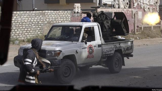 Φλέγεται Η Λιβύη – Κλειστός Ο Εναέριος Χώρος Της Ελλάδας – NOTAM