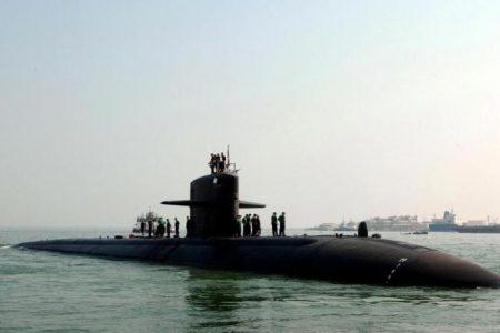 Τι Συνέβη όταν το Αμερικανικό Ναυτικό Ήρθε σε «Επαφή» με Άγνωστο Υποβρύχιο Αντικείμενο