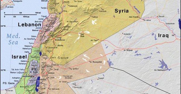 Πριν Λίγο: Ο Δυτικός Συνασπισμός Έπληξε Κομβόι Μεταφοράς Πετρελαίου Σε Περιοχή Που Ελέγχεται Από Τις Δυνάμεις Του Άσαντ [Vid]
