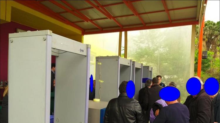 Καλαμάτα: Μετέφεραν μηχανήματα ασφαλείας από το αεροδρόμιο, για την ομιλία Τσίπρα