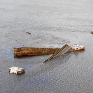 Απίστευτες εικόνες από τη Βραζιλία: Κατάρρευση γέφυρας – Έπεσε πάνω της πλοίο