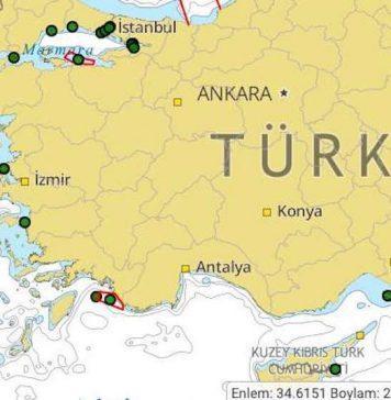 """""""Σβήνουν"""" το Καστελόριζο από το χάρτη οι Τούρκοι με επιστολή στον ΓΓ του ΟΗΕ!"""