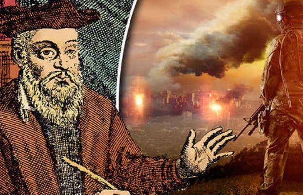 Ο Νοστράδαμος είχε προβλέψει την πυρκαγιά στην Παναγία των Παρισίων; Ποια η σχέση του Ασάνζ με τον… Ντα Βίντσι!