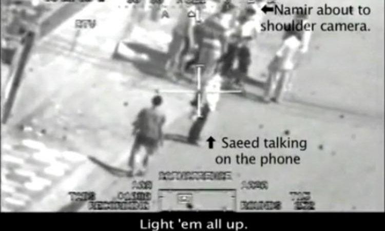 Τα Wikileaks του Ασάνζ, διέρρευσαν βίντεο με Αμερικάνους στρατιώτες να δολοφονούν δημοσιογράφο και ανταποκριτές του Reuters