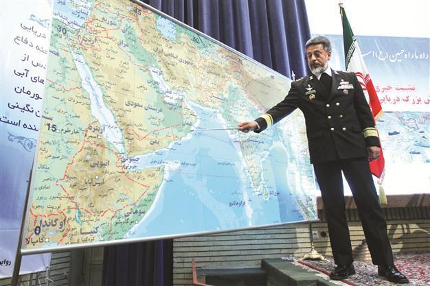 Το Ιράν απειλεί να κλείσει με πυρά τα Στενά του Ορμούζ …