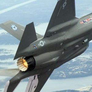 Όλα εξηγούνται τώρα: « για να συνεχιστεί η παραγωγή των  F-35 χρειάζονται απαραίτητα τα σπάνια ορυκτά της Ελληνικοτάτης Μακεδονίας μας»