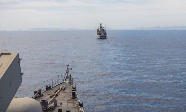 Ελληνική αντεπίθεση & επέλαση του ΠΝ: Φρεγάτες & υποβρύχια σε απόλυτη ετοιμότητα – Hχηρό μήνυμα στην Άγκυρα