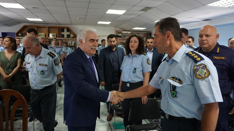 Κρύβουν το έγκλημα στην Κρήτης για να δείξουν χαμηλή εγκληματικότητα . Έκπληκτος ο Αρχηγός της ΕΛ.ΑΣ ανακοίνωσε έρευνα σε βάθος .
