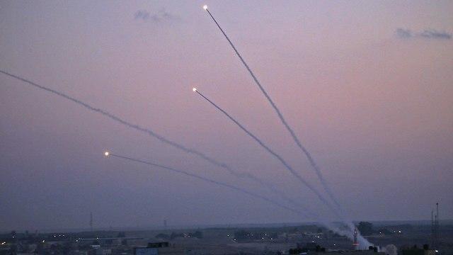 Παλαιστίνη: Η Γάζα Έριξε 100 Ρουκέτες Κατά Του Ισραήλ Που Απάντησε Με Επιδρομές