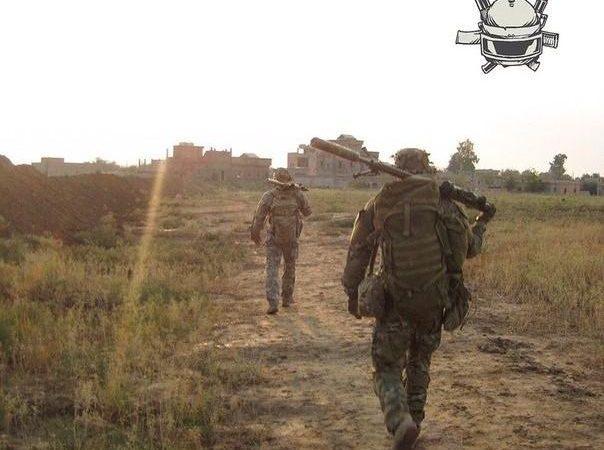 Ρωσικές Ειδικές Δυνάμεις Αναπτύσσονται Παράλληλα Με Το Συριακό Στρατό Για Την Επερχόμενη Επίθεση Στην Ιντλίμπ (Photo)