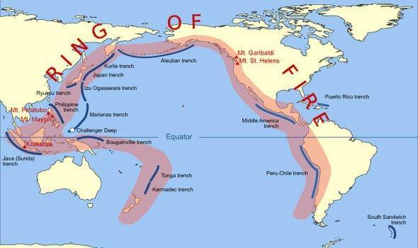 Μετά το μεγάλο σεισμό στο Περού σημειώθηκαν 80 μικροσεισμοί στην Καλιφόρνια.Τι συμβαίνει;