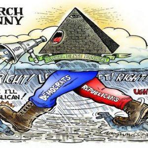 ΤΟ ΠΙΟ ΒΑΘΥ ΣΙΩΝΙΣΤΙΚΟ ΚΑΘΕΣΤΩΣ ΤΩΝ ΗΠΑ ΕΙΝΑΙ Η ΠΗΓΗ ΤΗΣ ΠΑΓΚΟΣΜΙΑΣ ΔΙΚΤΑΤΟΡΙΑΣ!