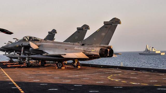 Συμφωνία-«Βόμβα» Γαλλίας Και Κύπρου: «Έρχεται» Ο Γαλλικός Στόλος Με Το Αεροπλανοφόρο Charles De Gaulle!