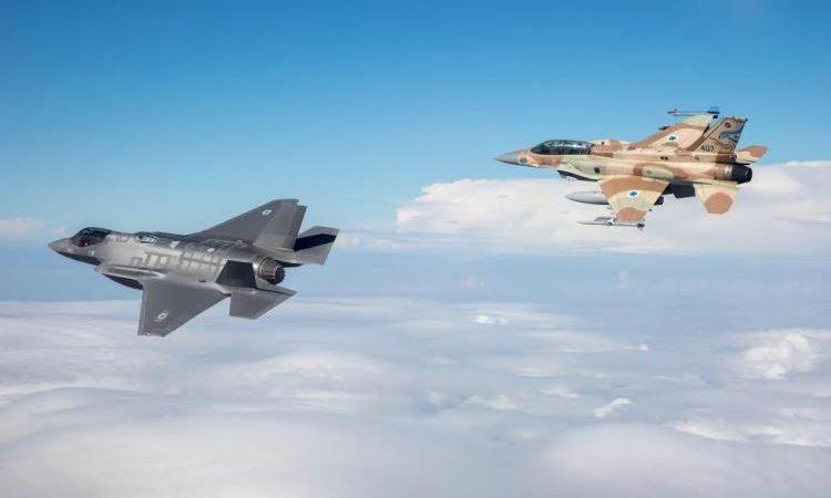 Προέλαση ισραηλινών μαχητικών στην Α.Μεσόγειο: Άσκηση-«μαμούθ» κατά της Τουρκίας – Κύπρος & Ισραήλ στέλνουν ηχηρό μήνυμα