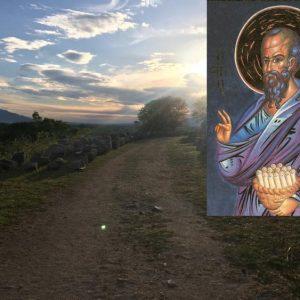 Τους φέρνει ο ΑΠΟΣΤΟΛΟΣ ΠΑΥΛΟΣ στα ΒΗΜΑΤΑ του στην Ελλάδα  λίγο πριν την διαφαινόμενη ΤΡΙΤΗ ΚΑΤΑΣΤΡΟΦΗ της ανθρωπότητας και την ανάδειξη του μεγαλείου του Ελληνοχριστιανικού Πολιτισμού.