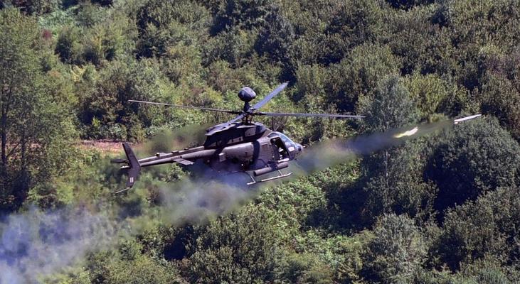 Με ταχείς ρυθμούς ετοιμάζονται τα «OH-58D Kiowa Warrior» -Θα εκτελέσουν & βολές εντός μηνός