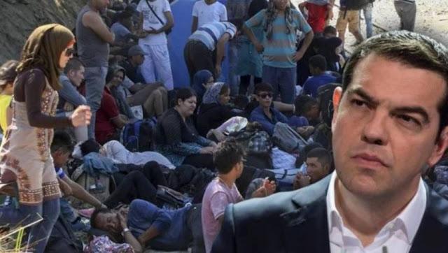 ΕΘΝΙΚΟ ΕΓΚΛΗΜΑ και στον ΠΟΙΝΙΚΟ ΚΩΔΙΚΑ…!! Οι Συριζαίοι κατάργησαν το άρθρο 74 του Π.Κ. περί ΑΠΕΛΑΣΗΣ ΛΑΘΡΟΜΕΤΑΝΑΣΤΩΝ…!!!