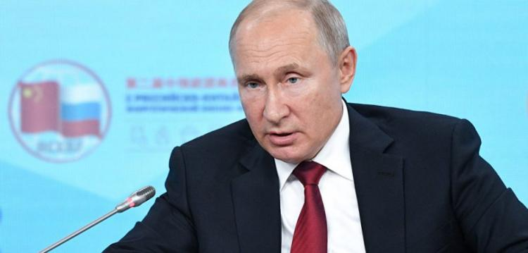 Πούτιν: Οι προσπάθειες να εκδιωχθεί η Huawei από την παγκόσμια αγορά είναι αρχή τεχνολογικού πολέμου