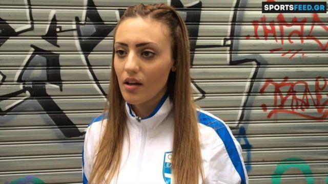 Χρυσό μετάλλιο για την Άννα Κορακάκη στο ευρωπαϊκό πρωτάθλημα