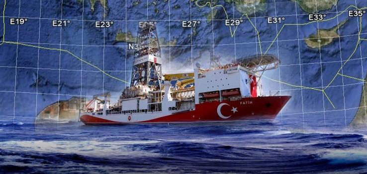 """Τουρκία: Yavuz και Fatih θα κάνουν γεωτρήσεις… """"στο εγγύς μέλλον"""""""