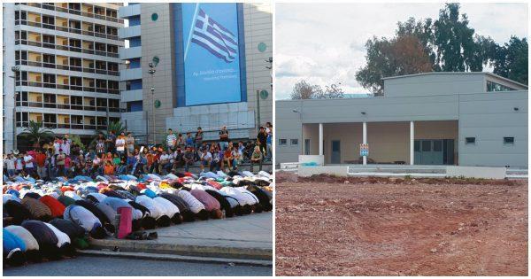 Η μεγάλη ήττα του ΣΥΡΙΖΑ πήγε πίσω και τα εγκαίνια για το τζαμί στο Βοτανικό