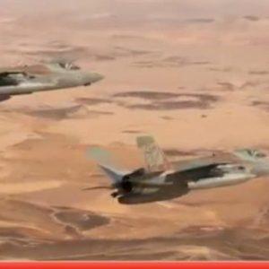 «Kόλαση» στη Συρία: Οι Ισραηλινοί χτύπησαν βάση που είχε ρωσικά αεροσκάφη & προσωπικό – Πυρ & μανία ο Πούτιν