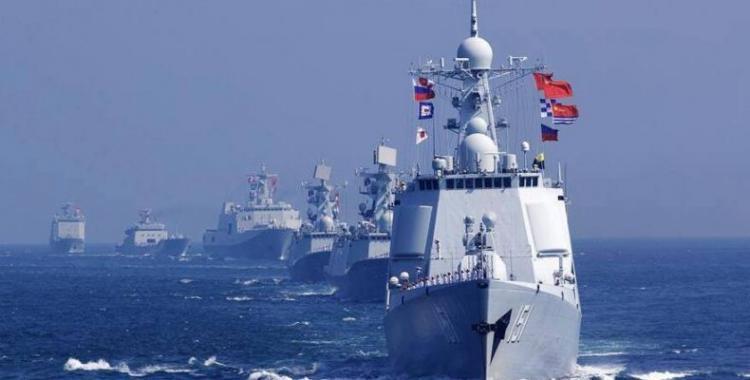 Ο Κινέζος ΥΠΑΜ προειδοποιεί τις ΗΠΑ… Μείνετε εκτός της Σινικής θάλασσας
