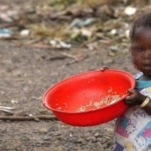 Ένα παιδί πεθαίνει κάθε τρία δευτερόλεπτα παγκοσμίως εξαιτίας της πείνας