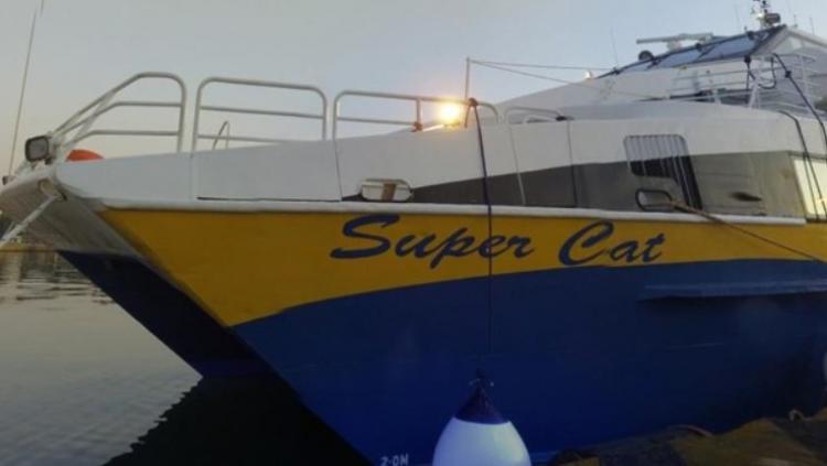 «Supercat»: Επιστρέφει στον Πειραιά με 127 επιβάτες λόγω βλάβης