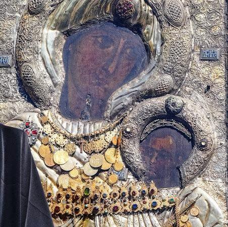 Λίγα 24ωρα πριν μπούμε στον άγιο  δεκαπενταύγουστο η Παναγία από την Ιερά Μονή Ιβήρων δίνει ΜΕΓΑ μήνυμα.