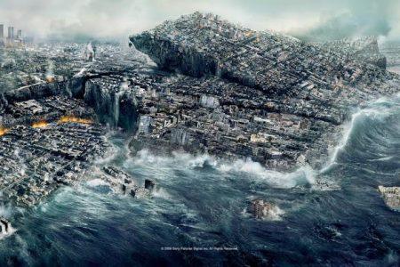Η Καλιφόρνια «σπάει» στα δύο. Ένα μέρος της θα βυθιστεί στον Ειρηνικό Ωκεανό.