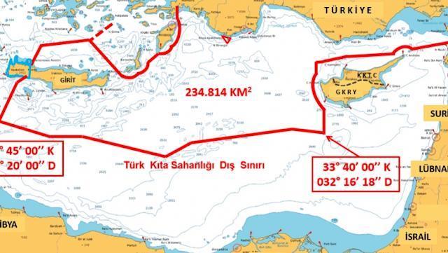 ΧΑΡΤΗΣ ΣΟΚ…!!! Η Άγκυρα «στοχοποιεί» το Καστελόριζο – Σενάρια κατά της Ελλάδας επεξεργάζονται οι Τούρκοι