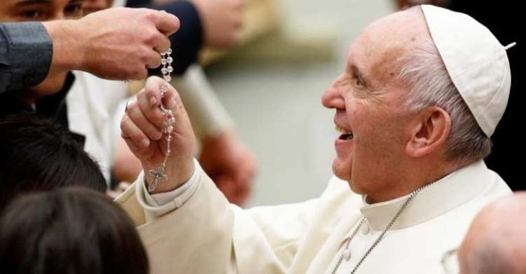 Παγκόσμια διακυβέρνηση ζητάει ο αντίχριστος Πάπας Φραγκίσκος με αφορμή μεταναστευτικό και κλιματική αλλαγή