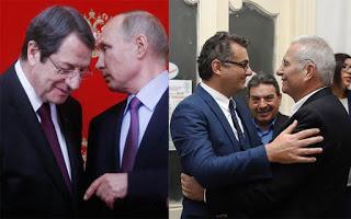 Ρωσσία, Κύπρος: Εξωτερική Πολιτική των Γάαααρων