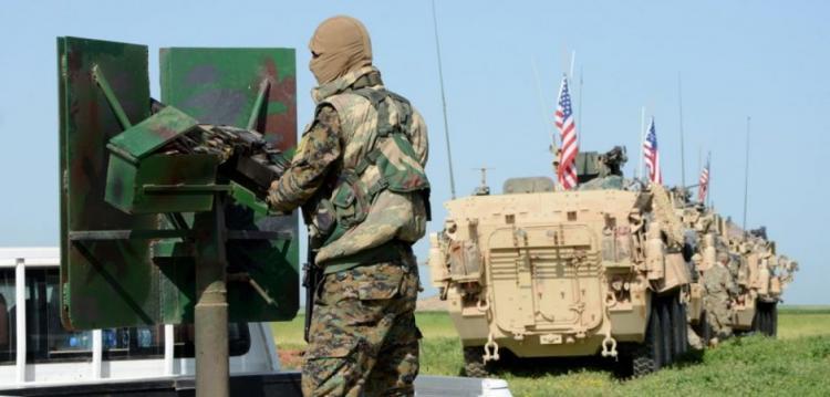 Προ των πυλών η τουρκική εισβολή στη Συρία: Φόβοι για εκατόμβη νεκρών Κούρδων -Περιπολούν αμερικανικές δυνάμεις