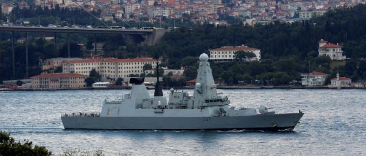 ΣΟΒΑΡΟΤΑΤΟ « ο Τουρκικός στρατός κλείνει  τεράστια συμφωνία αγοράς Εγγλέζικου Χάλυβα. Γιατί άραγε τώρα;»
