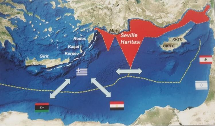 EKTAKTO: Στις 14 Σεπτεμβρίου η Τουρκία θα ανακηρύξει ΑΟΖ στην Αν. Μεσόγειο. Τι θα κάνετε???