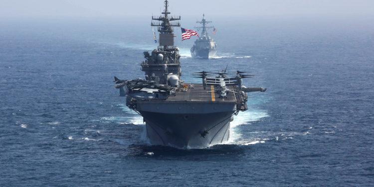 ΗΠΑ: Αμερικανικό πολεμικό πλοίο οδεύει προς τη Μαύρη Θάλασσα
