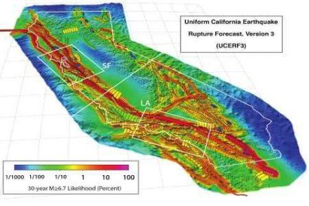 Προειδοποίηση 24 ωρών ! Ο σεισμός που πρόκειται να συμβεί Δυτικά των ΗΠΑ – Οι επιστήμονες προβλέπουν ότι χιλιάδες θα πεθάνουν από σεισμό Αναμένεται οπουδήποτε στη δυτική ακτή των ΗΠΑ
